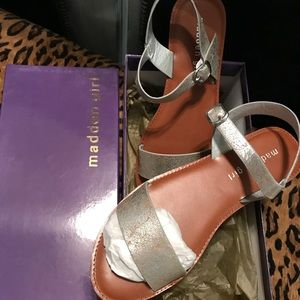 New with box  Steve Madden sandals